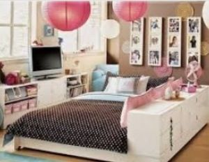 This is a great bed