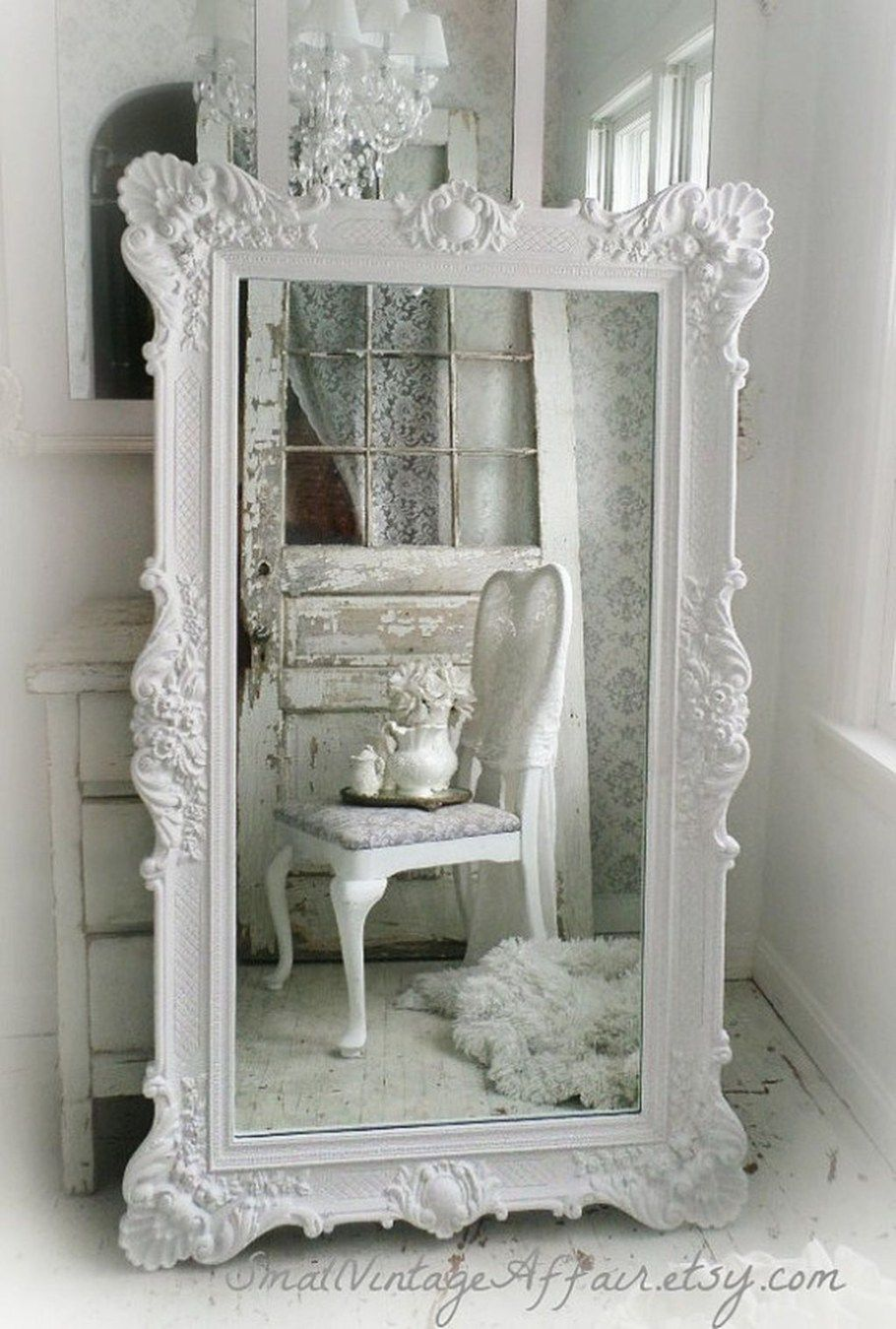 Romantic Shabby Chic Cottage Decoration Ideas 88 | Shabby Home ...