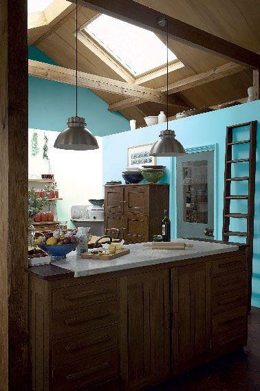 15 nouvelles couleurs pour la peinture cuisine