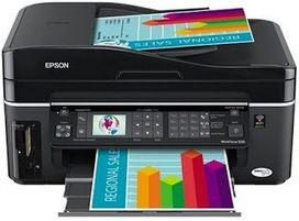 Epson Workforce 600 Driver Download Printer Epson Printer Driver