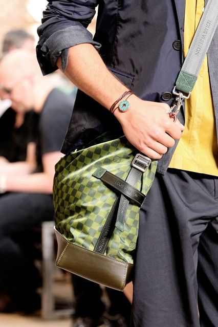Louis Vuitton Men's SS 2011