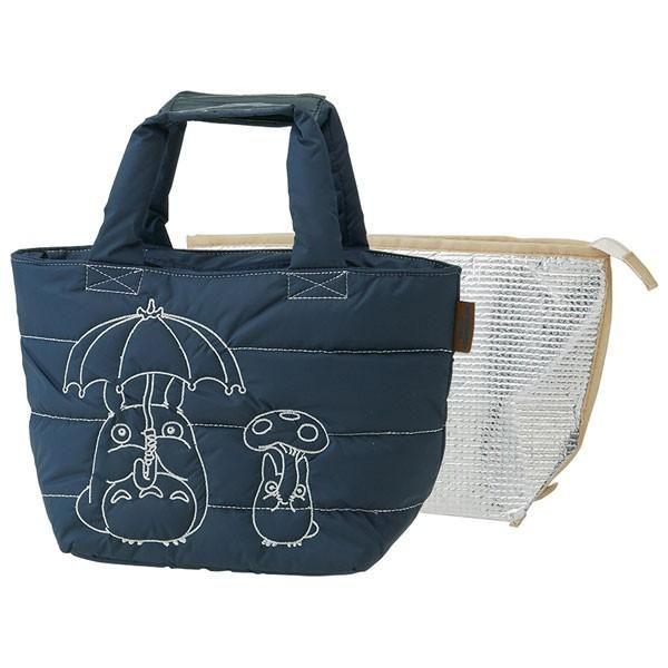 Totoro Umbrella Insulated Tote Bag #largeumbrella