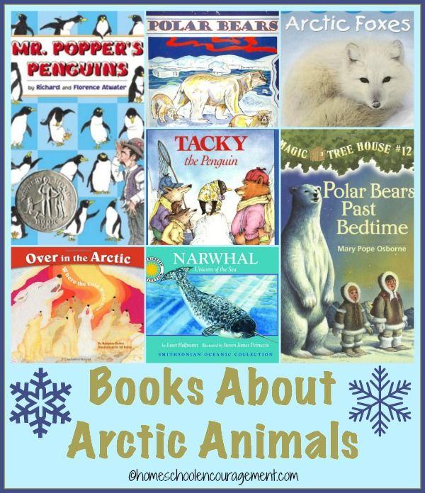 Arctic Animals Unit Study And Printables Arctic Animals Preschool Arctic Animals Artic Animals