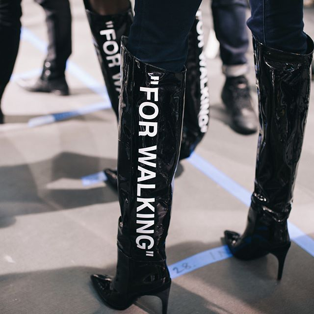 Boots, Over the knee boots
