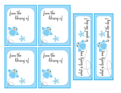graphic about Printable Bookplates named Cost-free Printable E book Plate Templates Totally free printable
