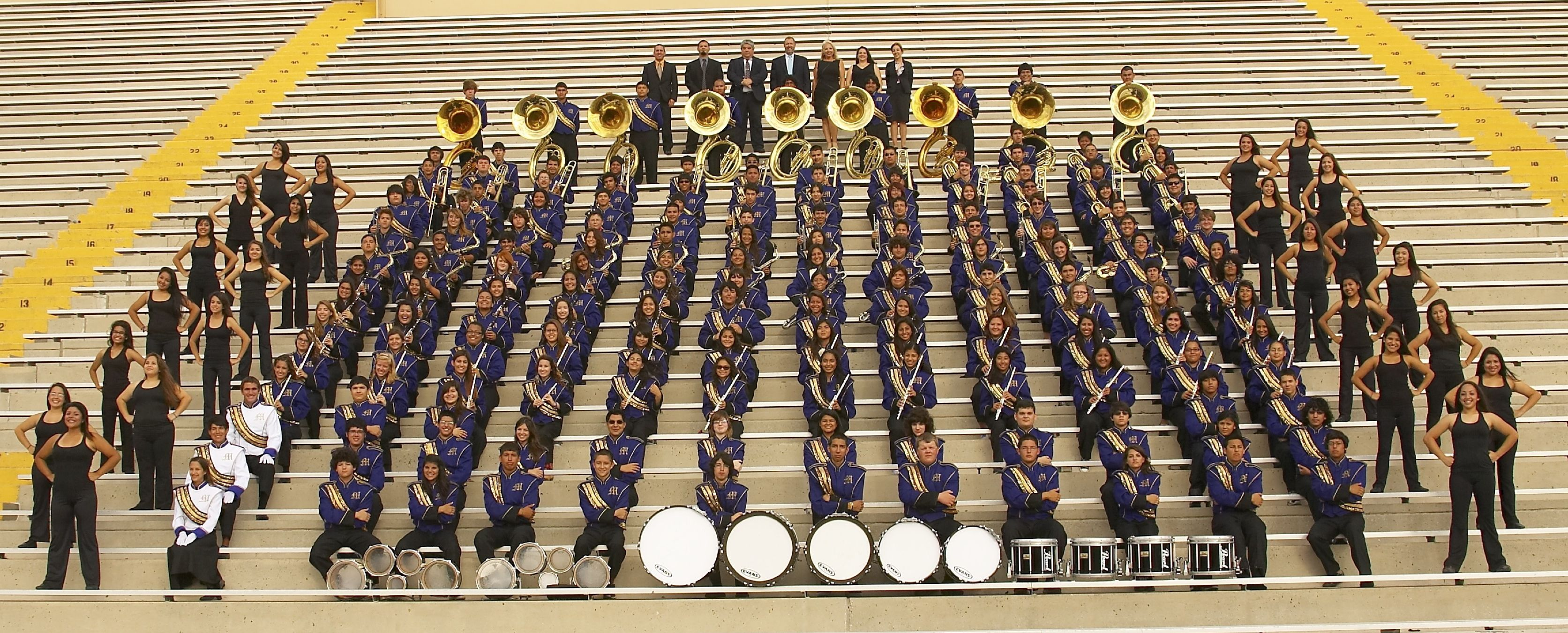Mcallen High School Marching Band