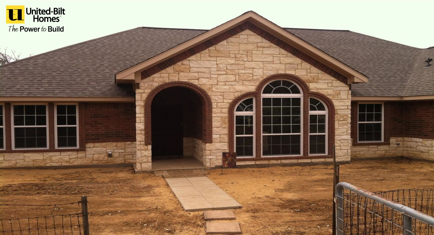 Devonshire Floorplan United Bilt Homes Home Floor Plans Custom Homes