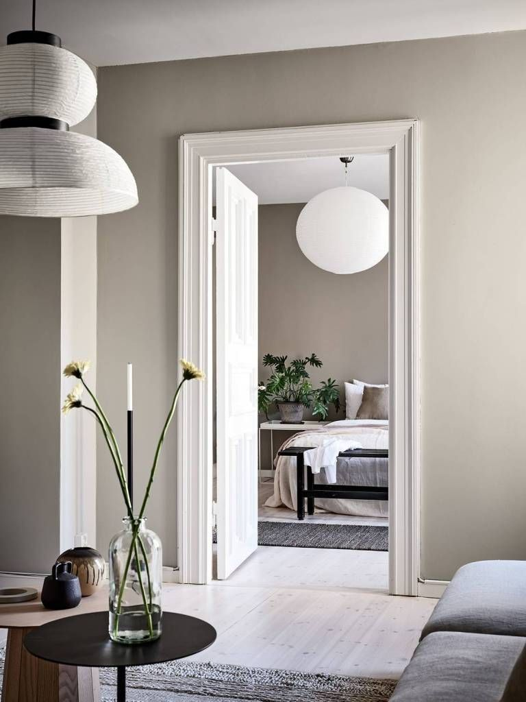 Photo of Enkelt beige hjem – COCO LAPINE DESIGN