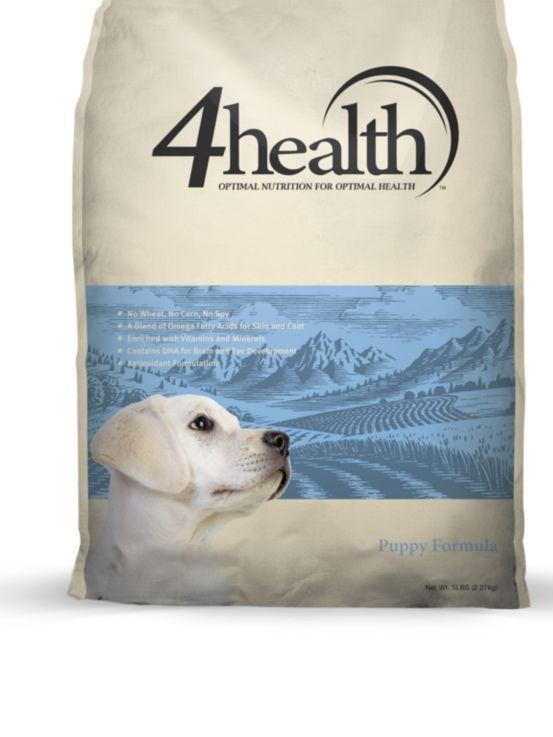 4health Puppy Formula 5 Lb Bag Tractor Supply Co Puppy