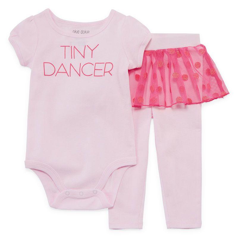 6b03cebf7 Okie Dokie 2-pc. Bodysuit Set-Baby Girls in 2019   Products ...