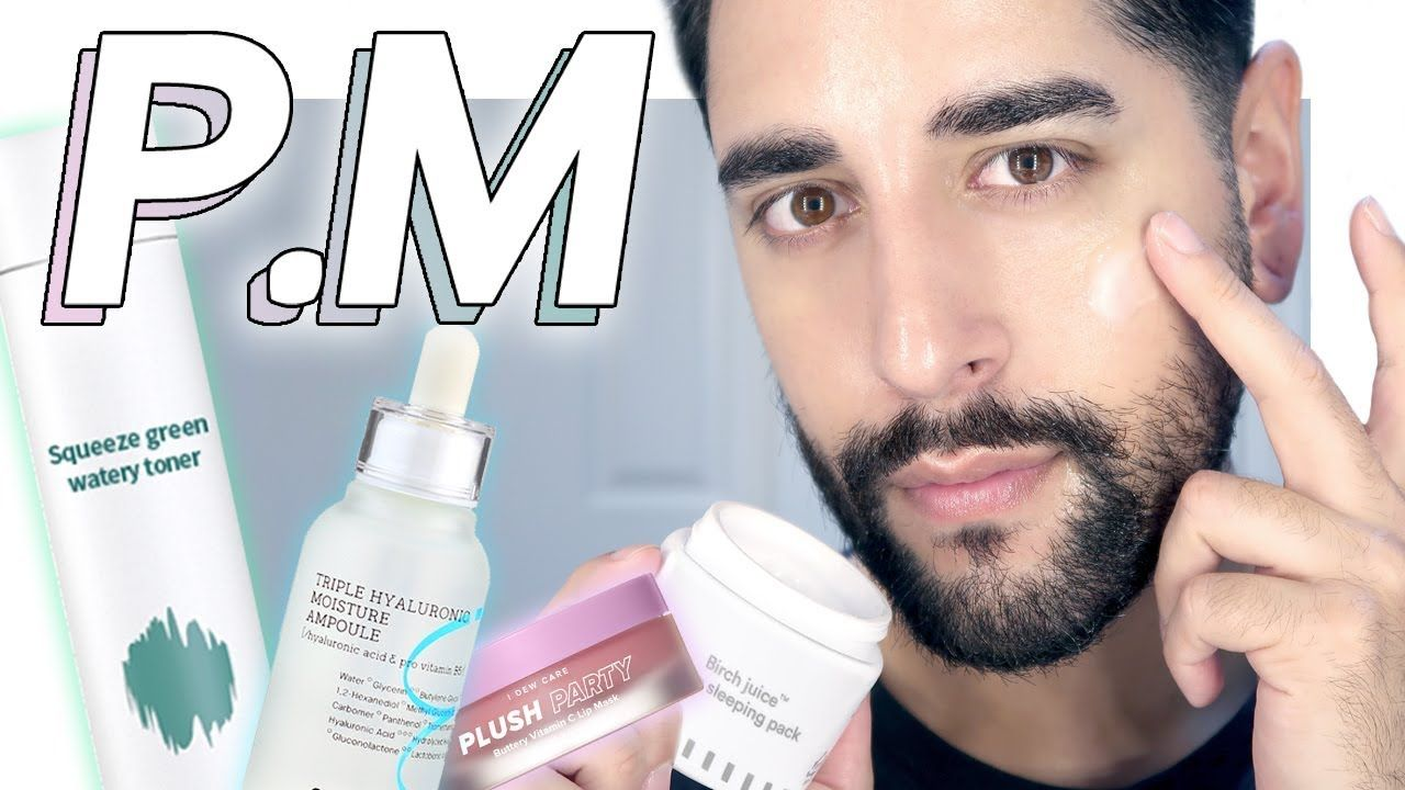 Super Chilled Evening Skincare Routine Update Oily Dehydrated