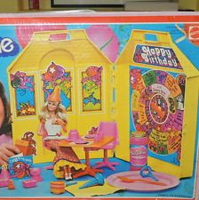 Barbie Furniture Vintage House 1978 Yellow HTF BIRTHDAY PARTY