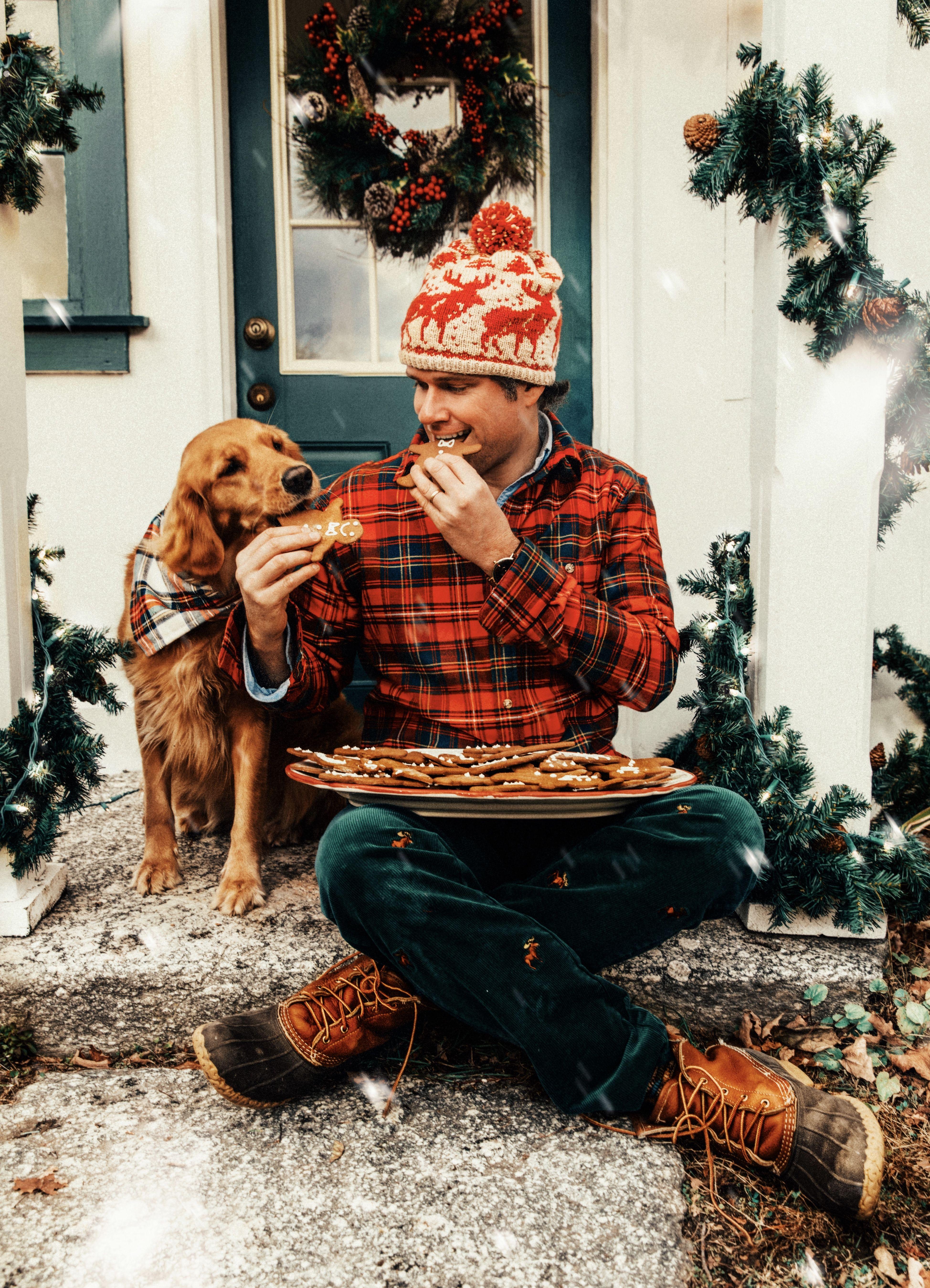 comprare a buon mercato davvero economico enorme sconto Tis the Season | Cani, Natale e Cappelli