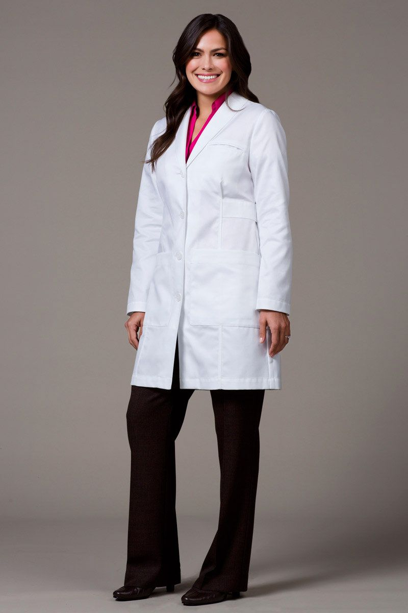 8bed00e0b0f M3 Emma W. Classic Fit Lab Coat | I'm a Nurse Practitioner | Coat ...