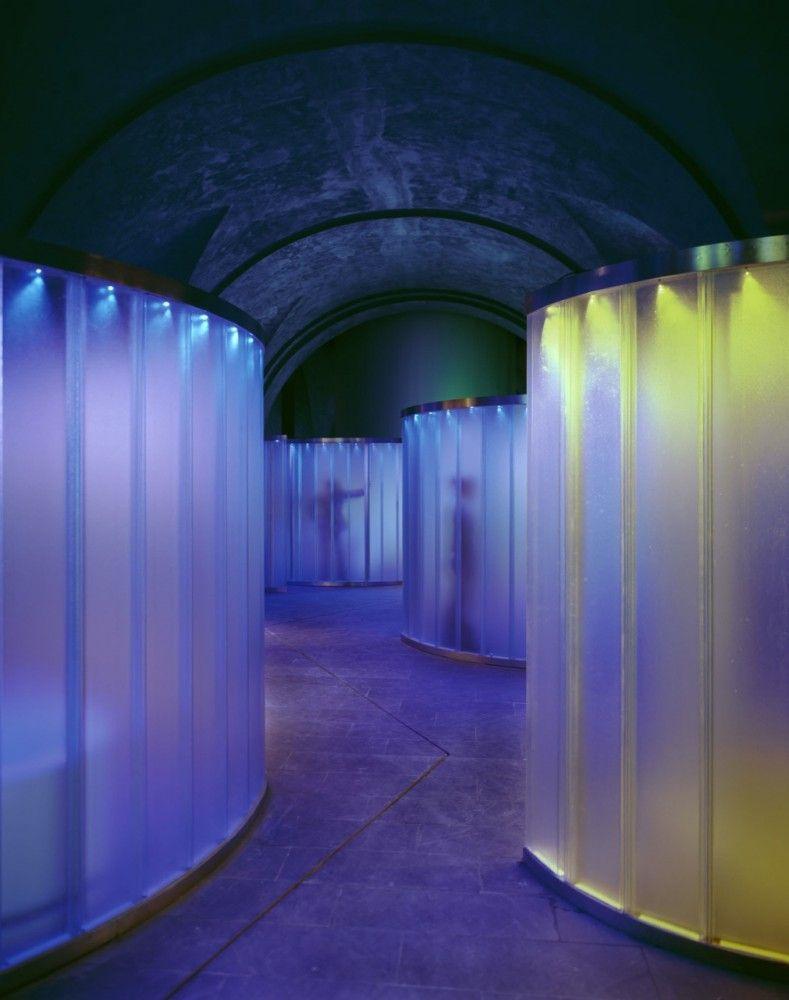 New parador of alcal aranguren gallegos architects entrance pinterest spa design - Spa alcala de henares ...