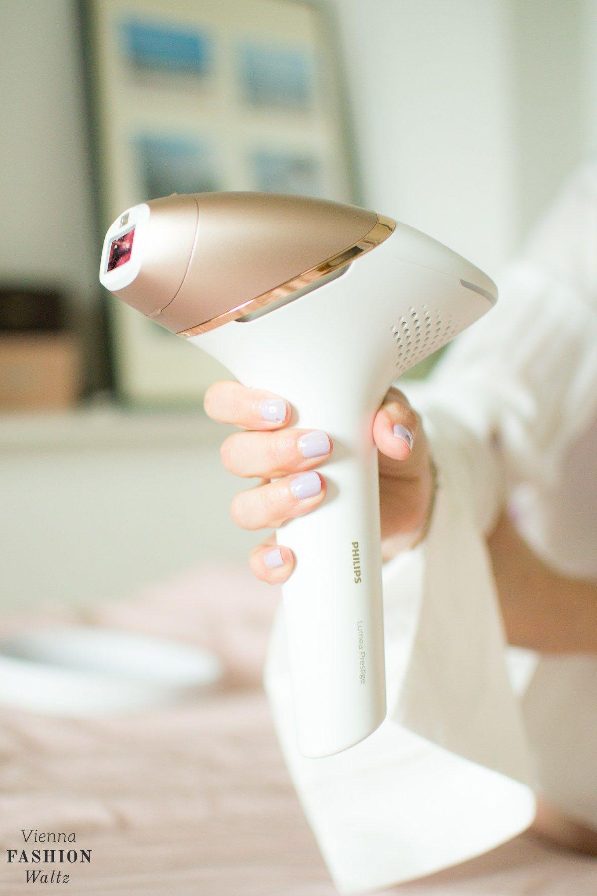Dauerhafte Haarentfernung Mit Philips Lumea Hair Removal Devices Philips Lumea Beauty