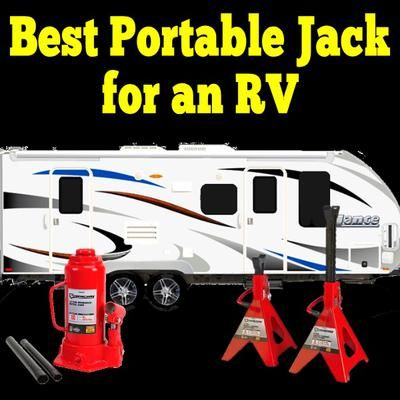 What's the Best Portable Jack For an RV | Recreational ...
