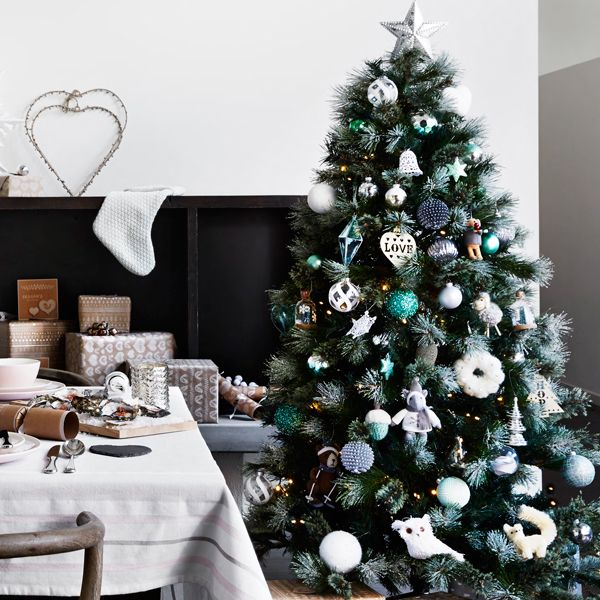 The perfect tree is the centrepiece of your decorations. Here's how ...