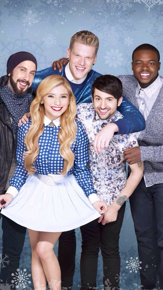 Pentatonix Thats Christmas To Me.Take Me All The Way Hear When I Say Let S Kiss The Past