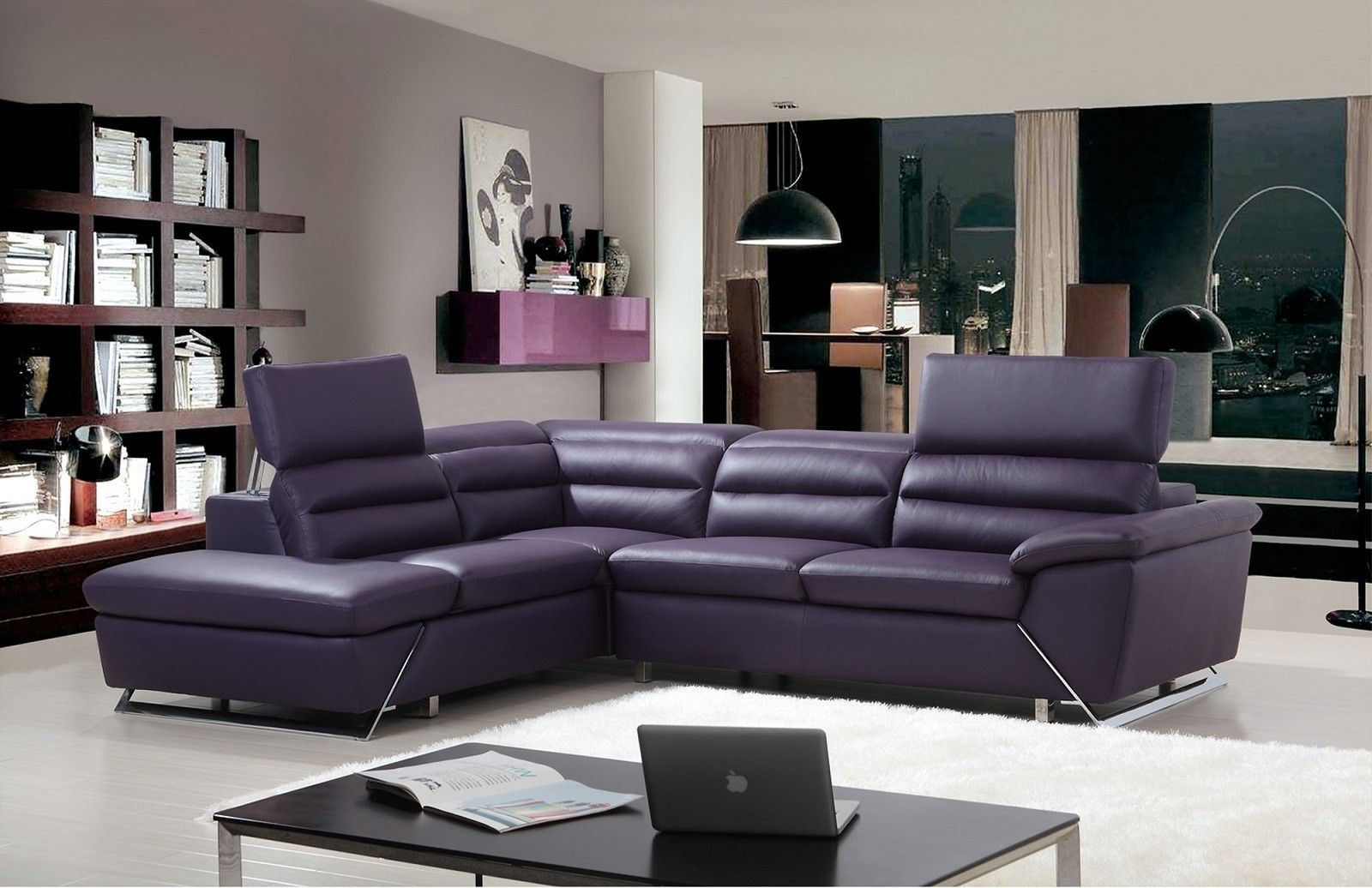 Modern Sectional Sofas What goes well with brown leather sofa for trendy look sofa sofa Pinterest Brown Leather sofas and Leather sofa brown