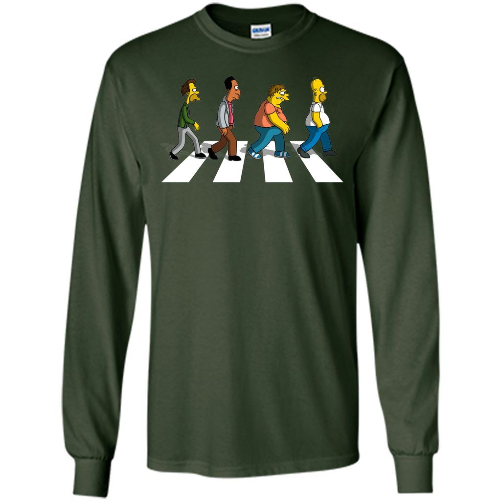 The Moes on Abbey Road T-Shirt