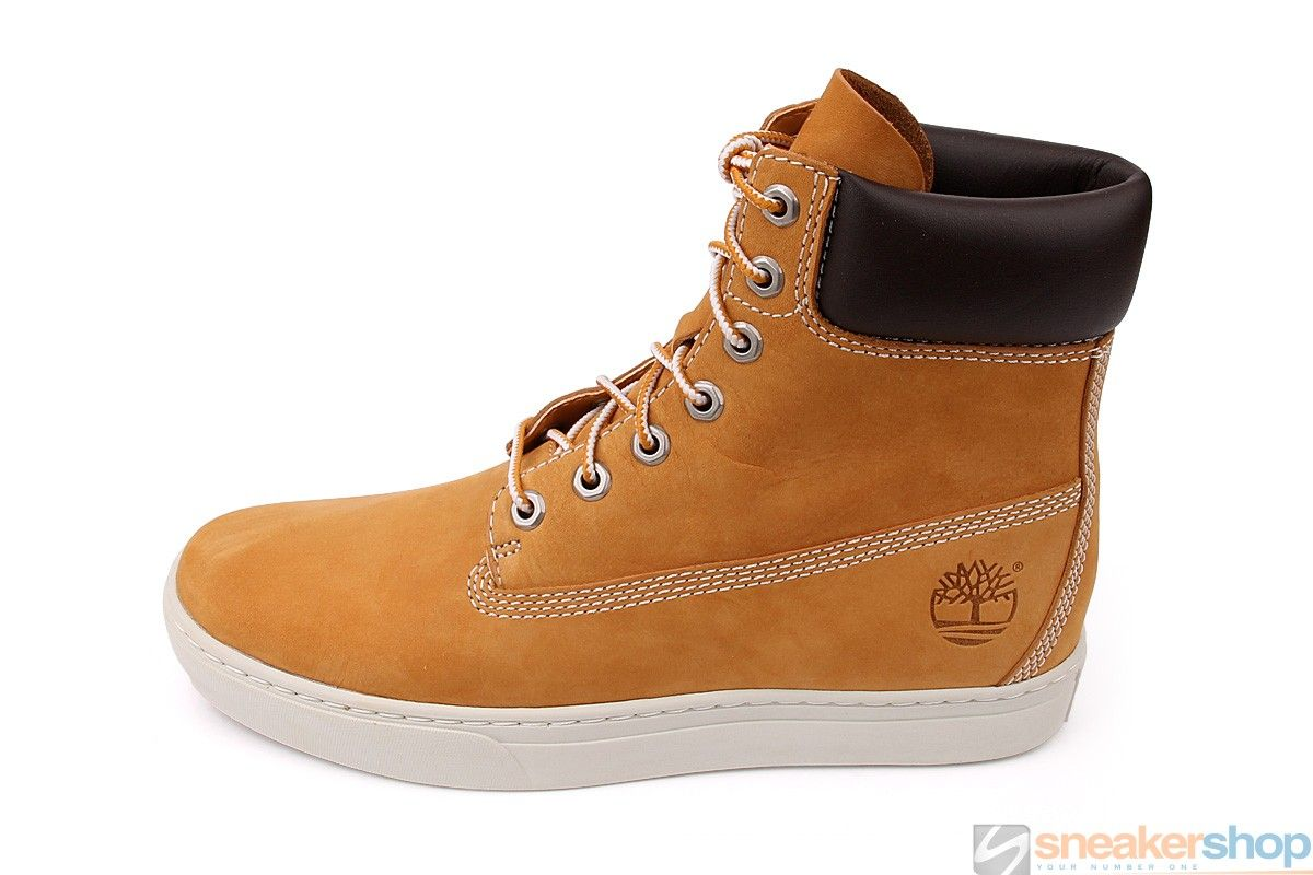 Timberland Earthkeepers Boot Newmarket 2.0 Cupsole (Wheat