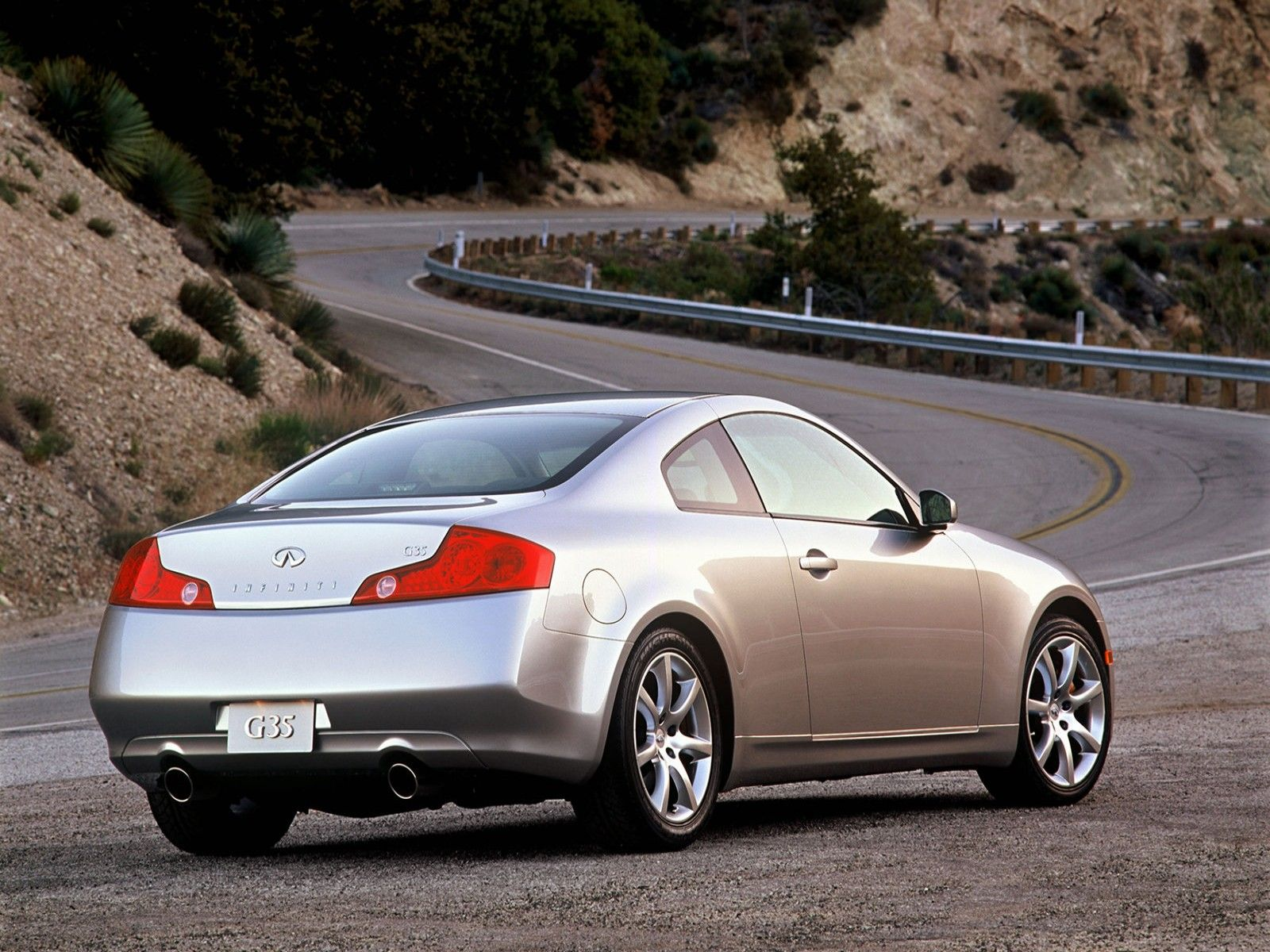 2003 Infiniti G35 Coupe Wallpaper - http://wallpaperzoo.com/2003-