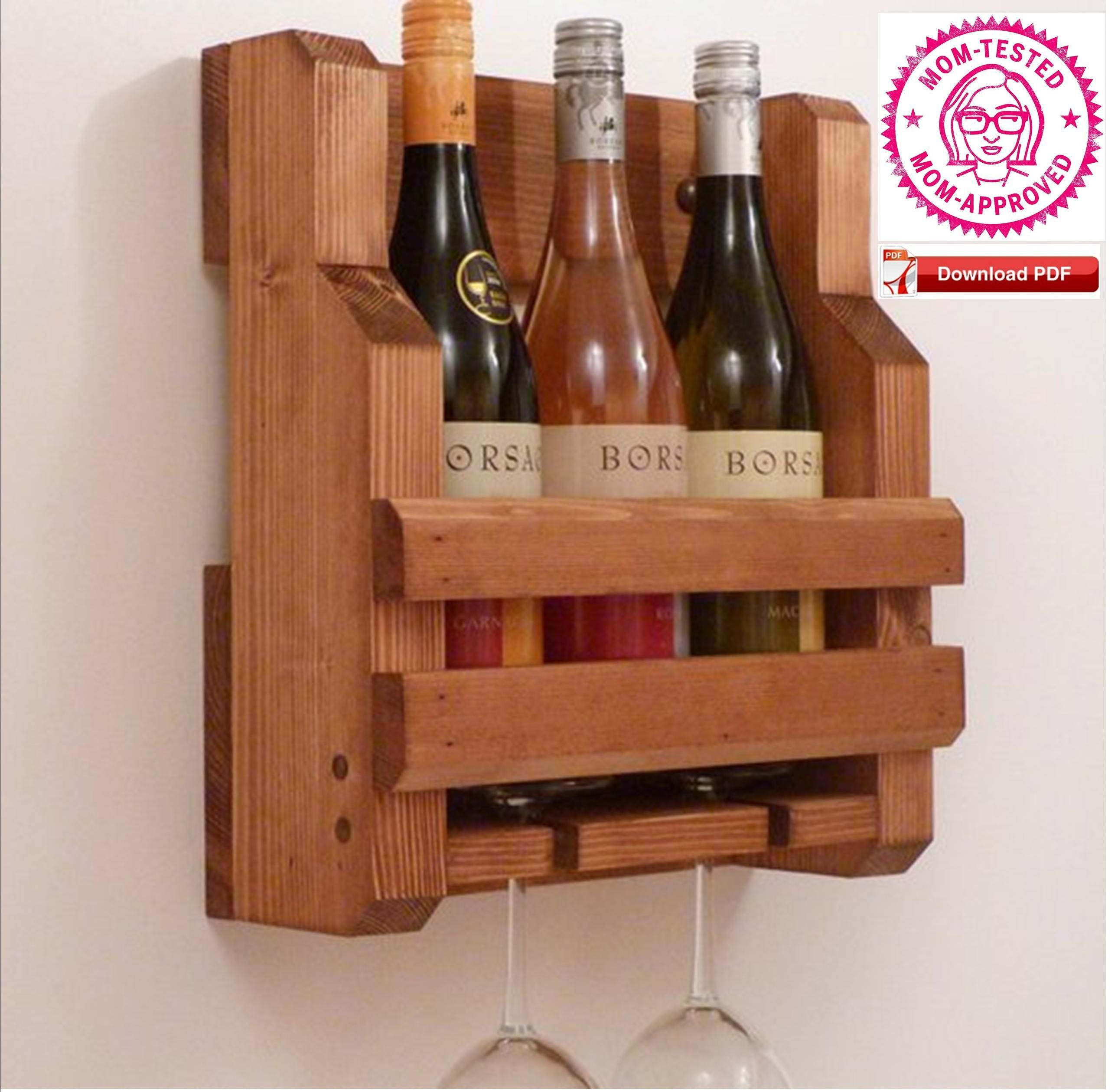 Wine Rack Plan Wall Wine Rack Plan Wine Holder Plan Wall Wine