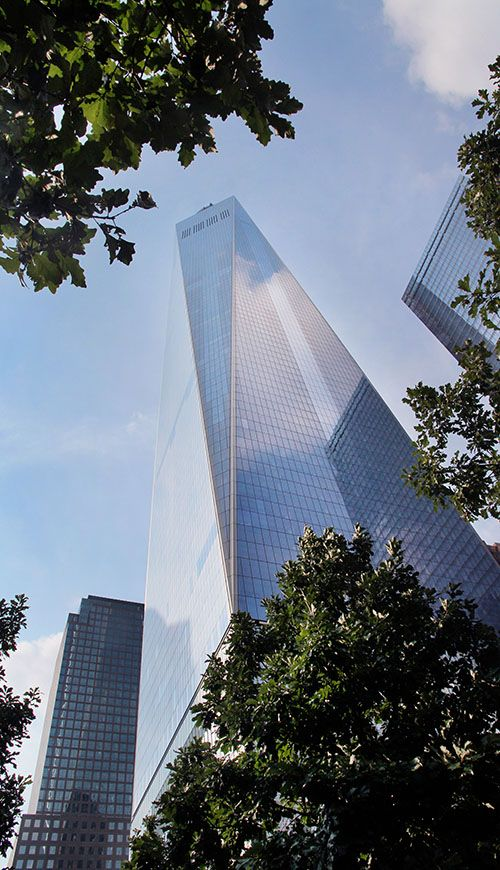 One World Trade Center, New York City / Find travel tips for NYC at A Globe Well Travelled