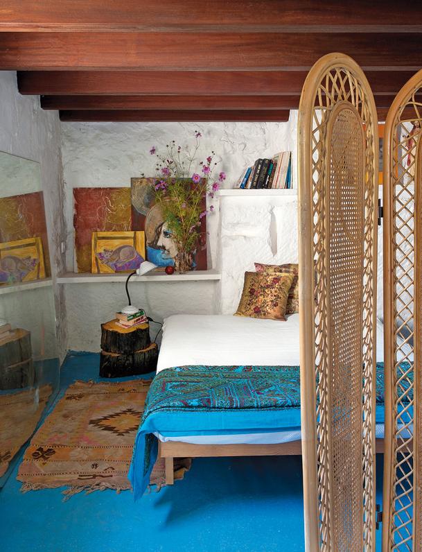 A Home in Majorca, Spain. Elle ES