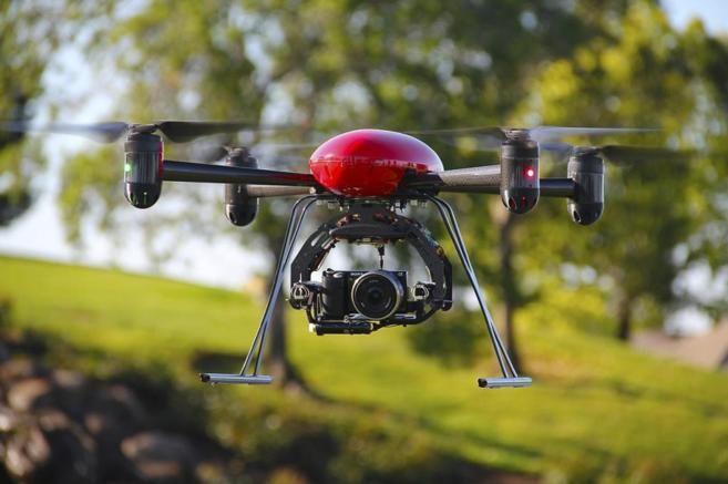 Los drones 'invaden' Nueva York
