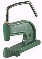 Spindelpress, det oumbärliga verktyget för läderslöjd (med bilder ...