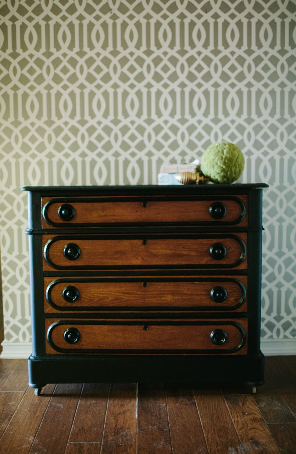 Black Dresser By Amy Howard The