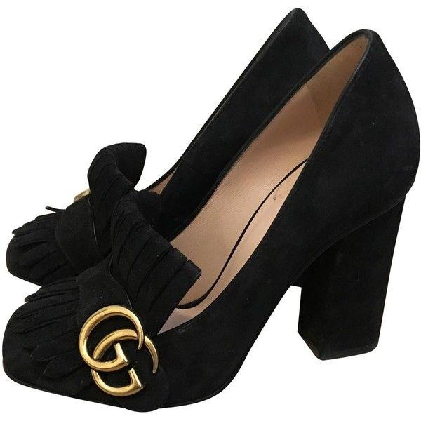 Pre-owned - Cloth heels Gucci DD6uE