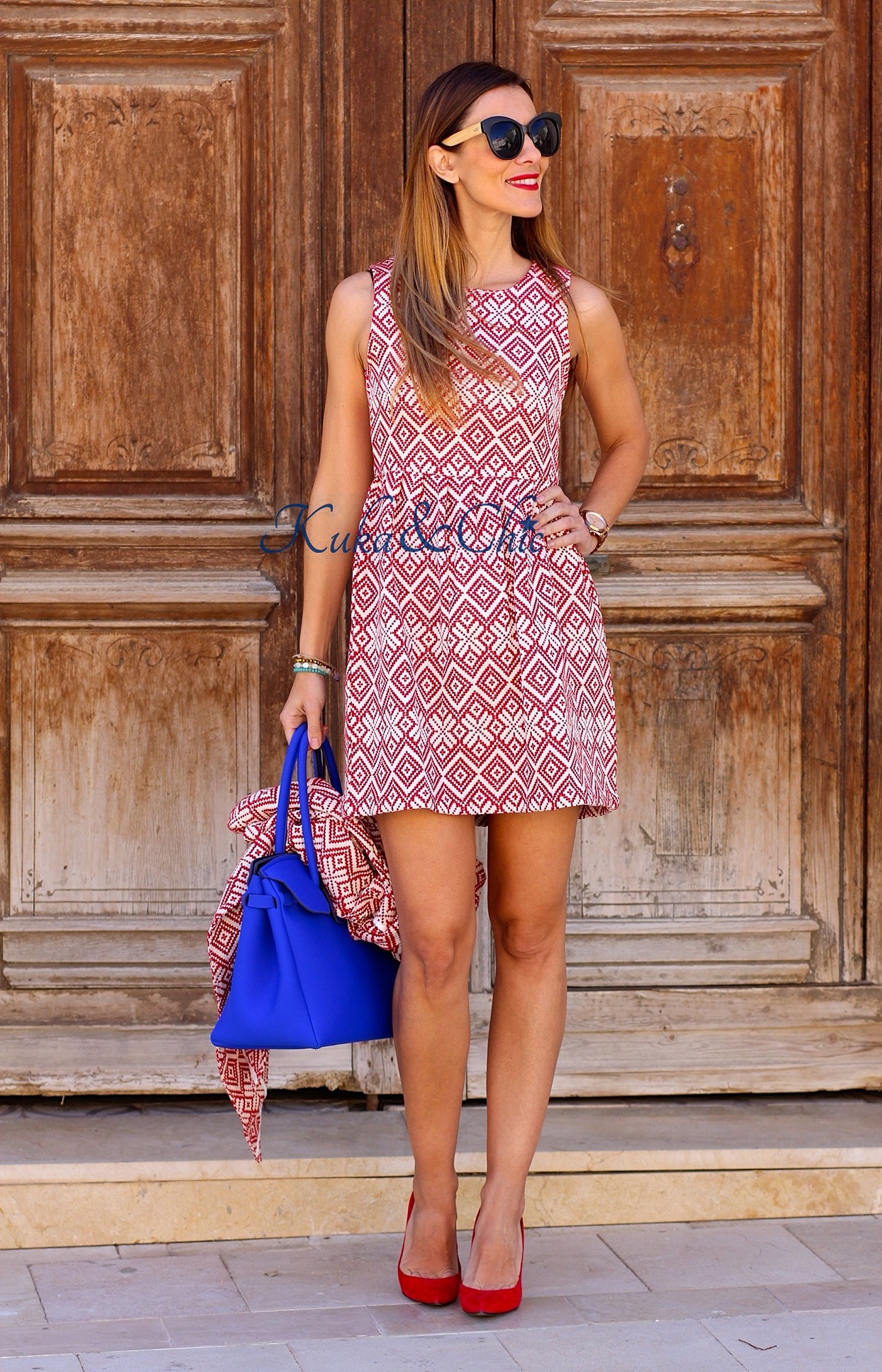 LADY WORK – likeprincessbykuka.com   Vestidos lindos   Pinterest ...