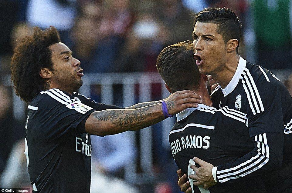 Valencia 21 Real Madrid Los Blancos' winning streak
