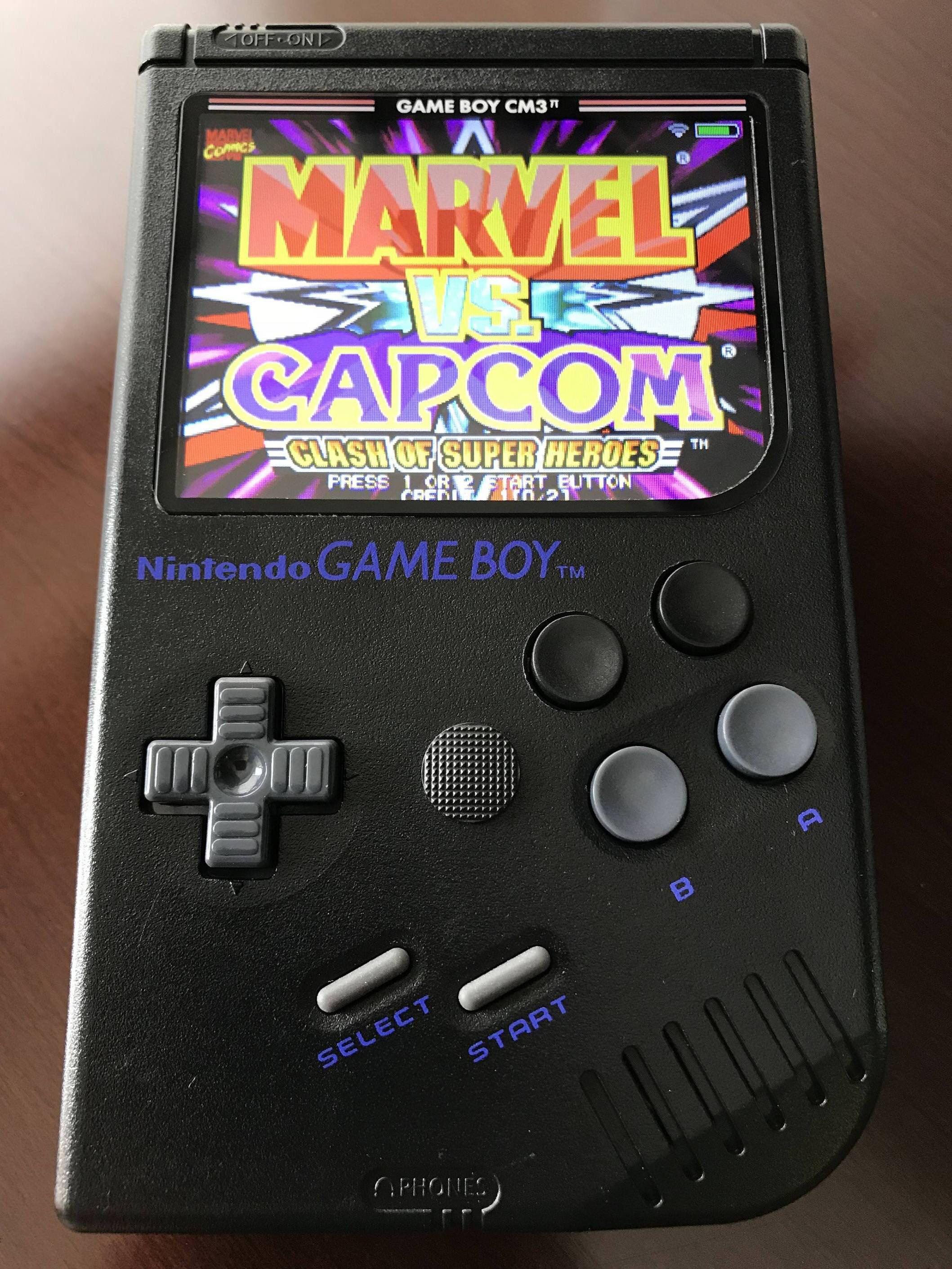 RetroPie Game Boy Gameboy, Games, Nintendo