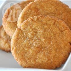 Фото рецепта: Ирландское имбирное печенье | Рецепты ...