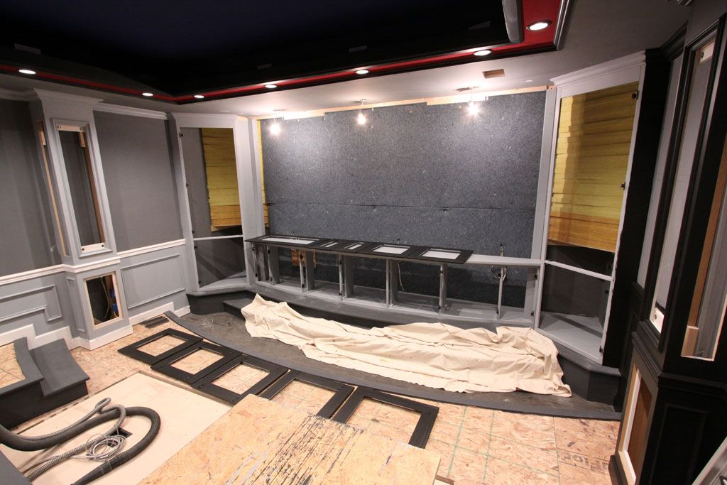 The Cinemar Home Theater Construction Thread Page 64 Avs Forum