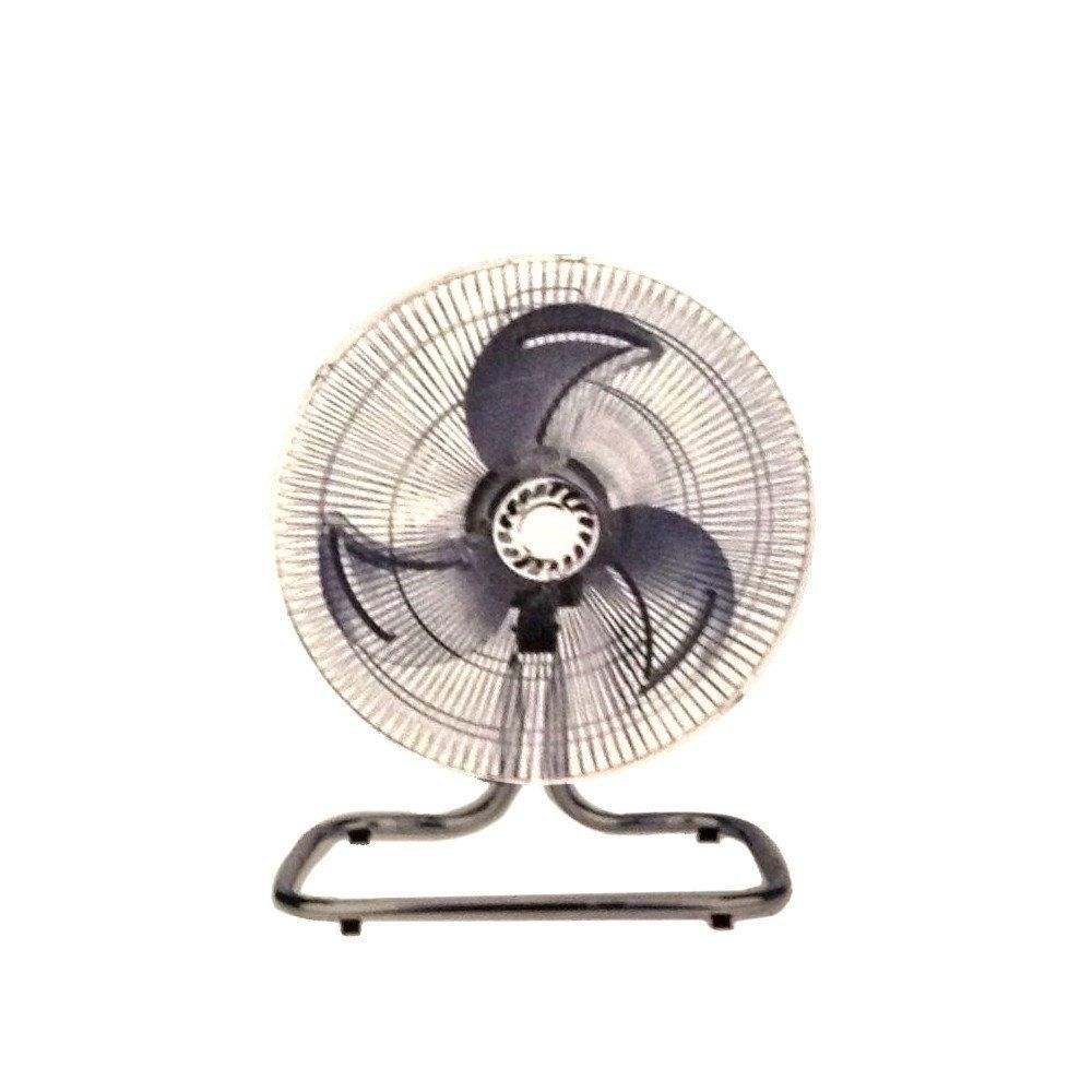 Floor Stand 18 Inches Mount Commercial High Velocity Oscillating Industrial  Fan With 2