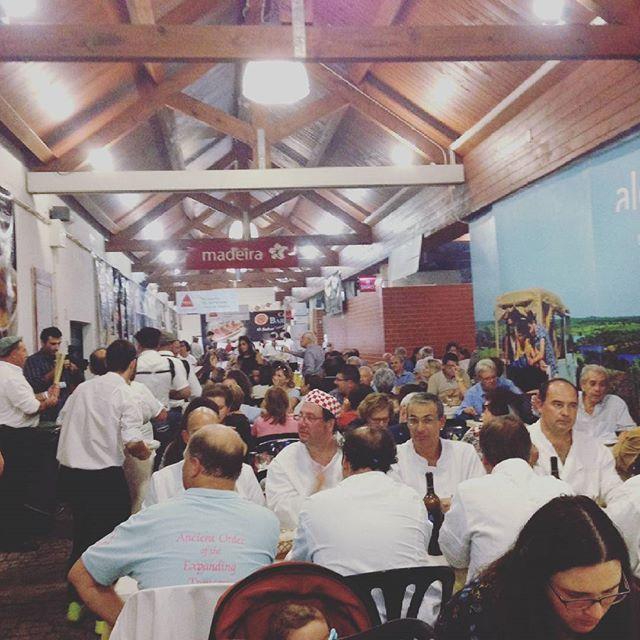 Encontra-me... Festival Nacional de Gastronomia até 1nov #festivalnacionaldegastronomia #ribatejo #santarem