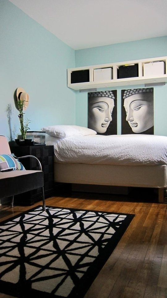Bedroom Bed Wall Color