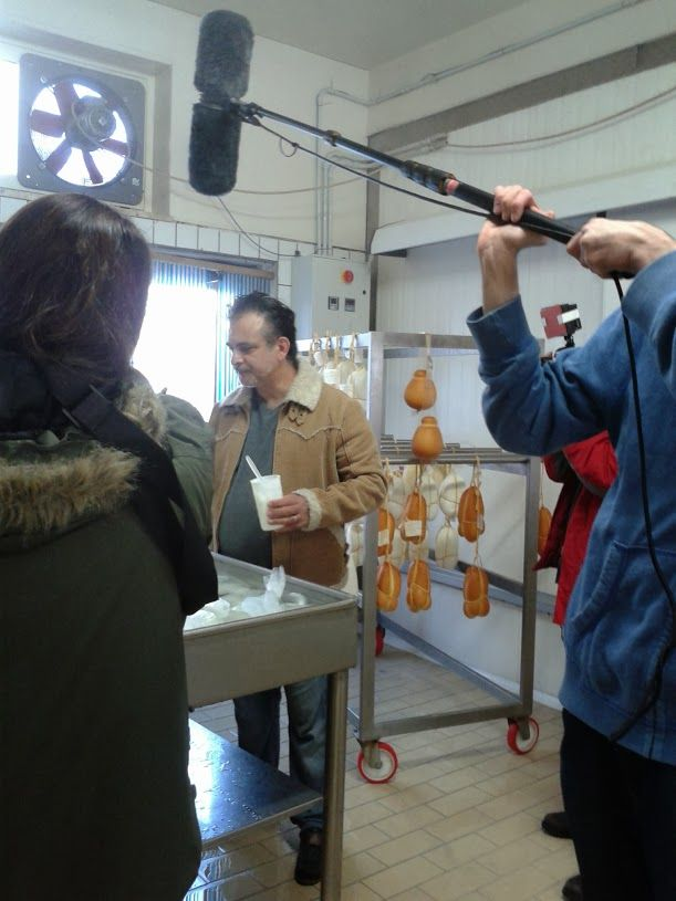 The chef Mario Andrisani from London to discover food and wine in Sila #viaggiareincalabria  #sila #foodandwine #documentary #documentaryfilmmaking