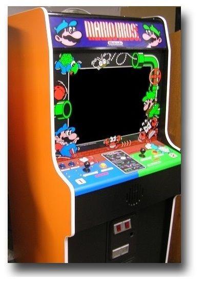 Mario Bros Video Arcade Game For Sale Wwwarcadespecialtiescom Arcade Games For Sale