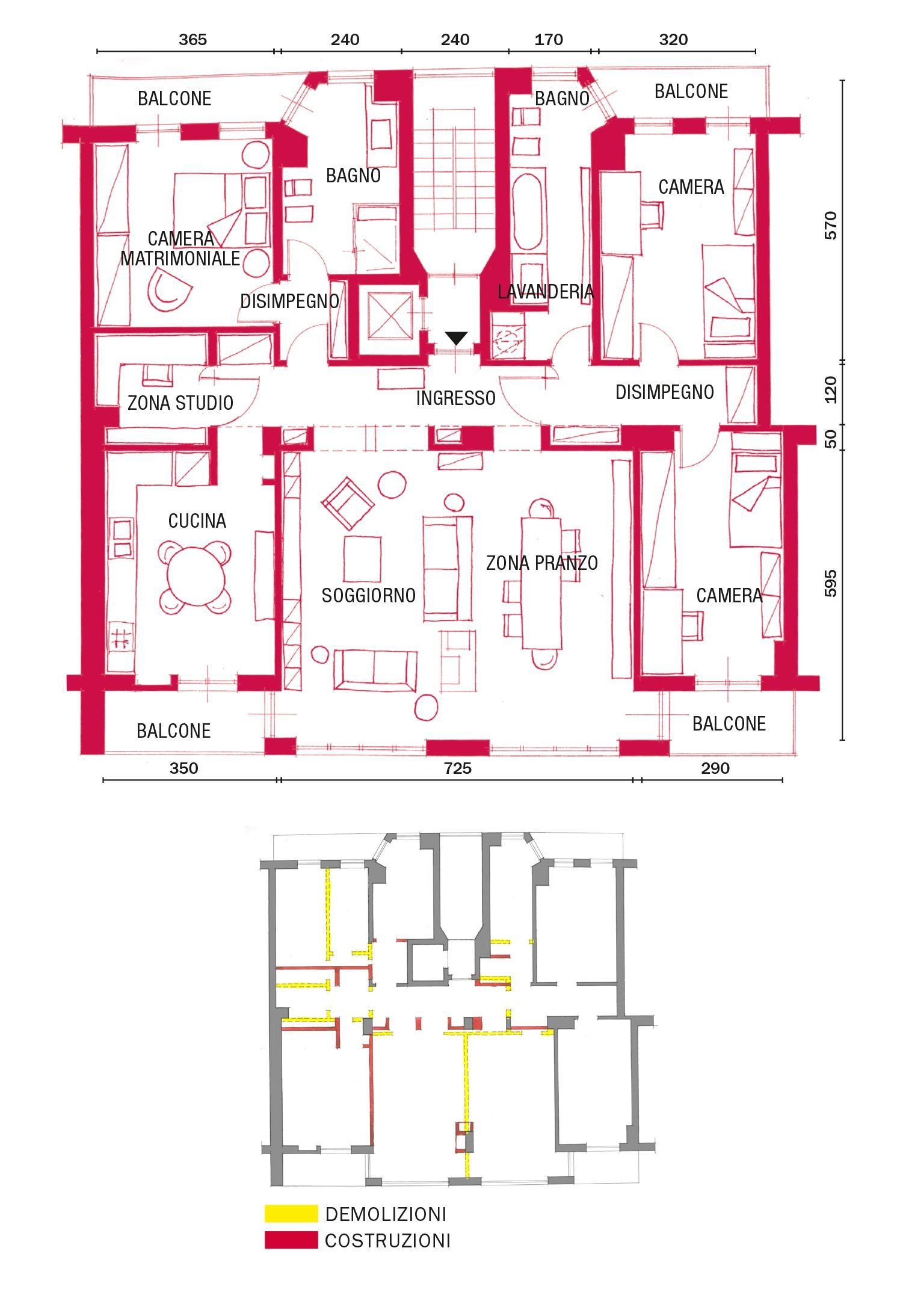 Una Casa Formato Famiglia Casa Design