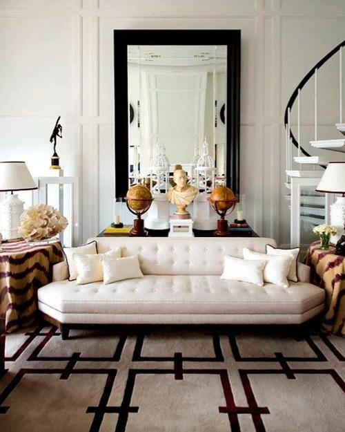 Design 101 Neutral Living Room Home Decor Classic House Home