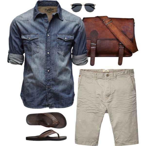 Summer Wanderings Blanco, Moda masculina y Ropa