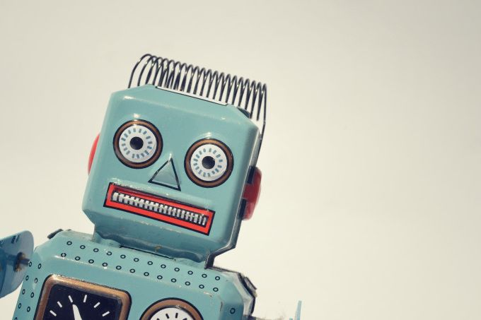 The Internet Of Things Is Not A Shiny New Toy Robot Digital Technology Comprehensible Input