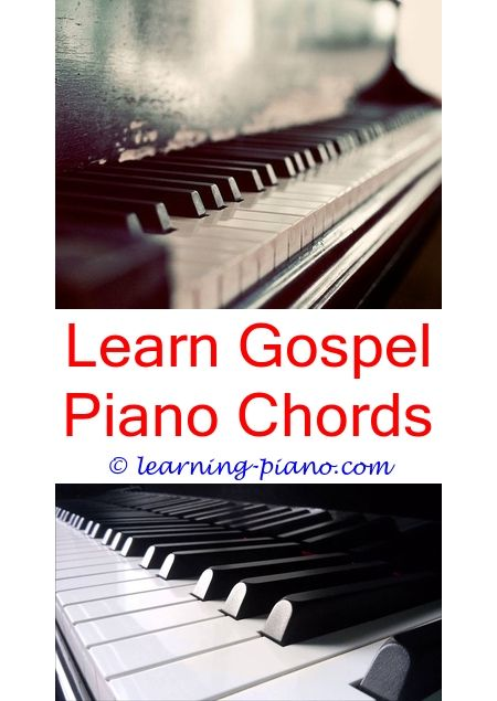 Learn To Play Piano Chords Am I Too Old To Learn Piano Pinterest