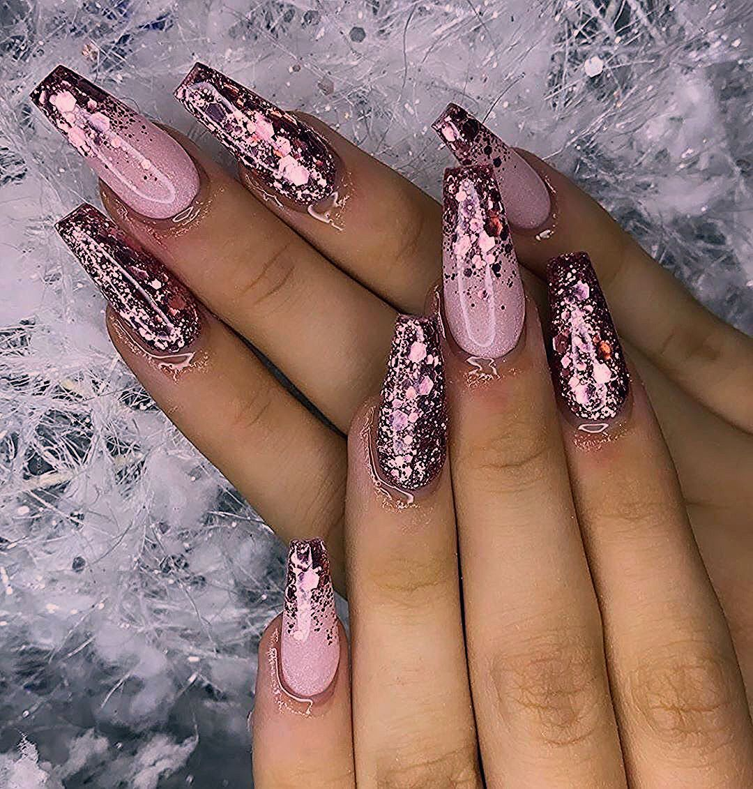 Photo of Coffin Nails Designs